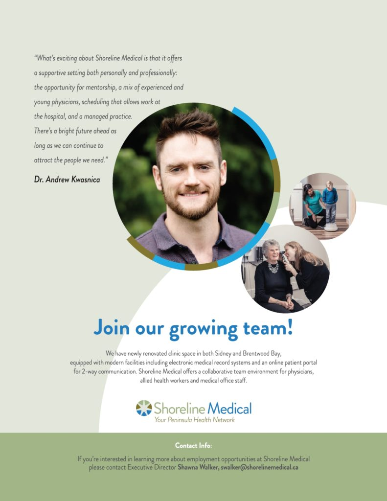 Join our team at Shoreline Medical and start your career today